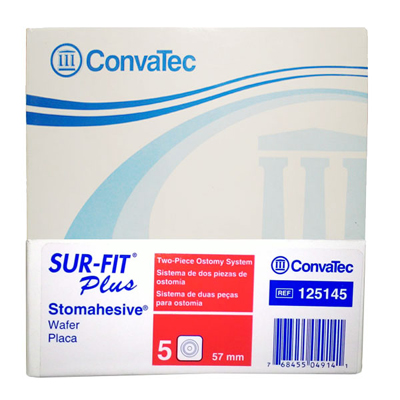 Convatec Stomahesive Pack Of  5 57