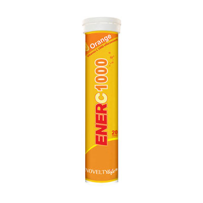 Enerc1000 20 Tablets Orange