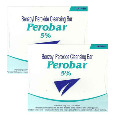Perobar Cleansing Bar 75gm Pack Of 2