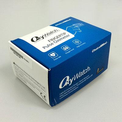 Oxywatch noninvasive oximeter