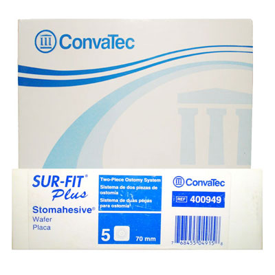Convatec Stomahesive Pack Of  5 70