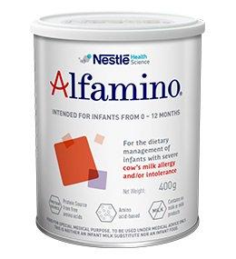 Nestle Nutrition Alfamino 400gm