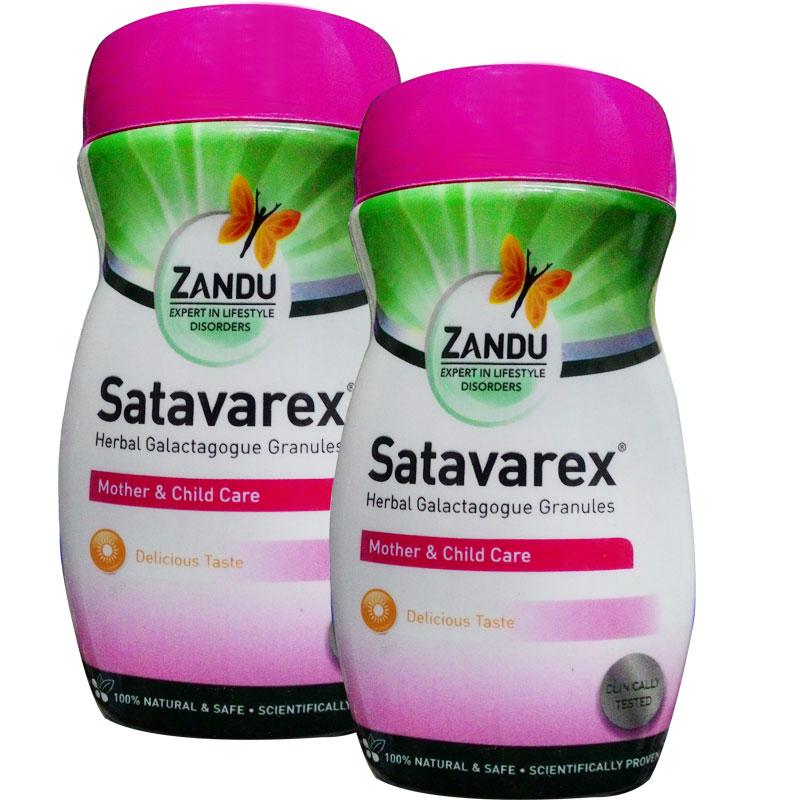 Zandu Satavarex 210 gm Pack Of 2