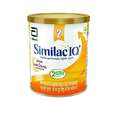 Similac IQ DHA NATURAL VITAMIN E 2