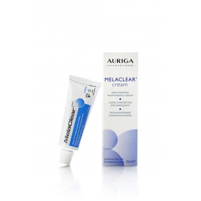 Auriga Melaclear Cream 30ml