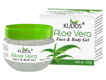 Aloe Vera Face and Body Gel 100gm Pack of 3