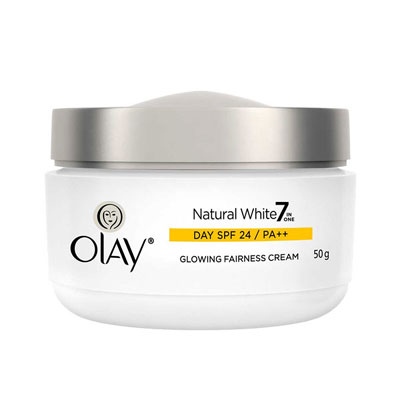 Olay Natural White7in one Glowing Fairness Cream 50g