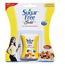 Sugar Free Gold  500 Pellets pack of 2