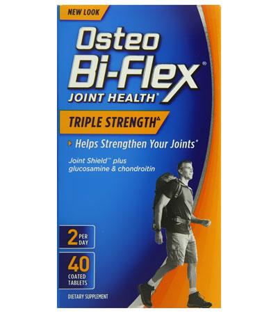 Osteo Bi-Flex Joint Health Triple Strength 40 Tablets