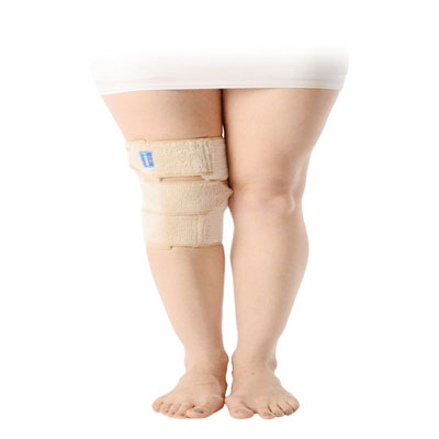 Vissco Elastic Knee Support P.C.NO.0704