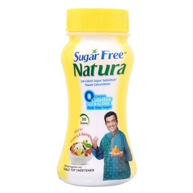 Sugar Free Natura Powder 100g pack of 3
