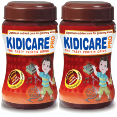 Kidicare Pro Protein drink 200gm pack of 2