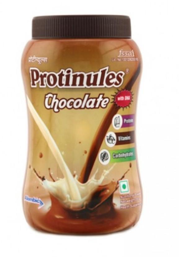 Protinules chocolate 200g