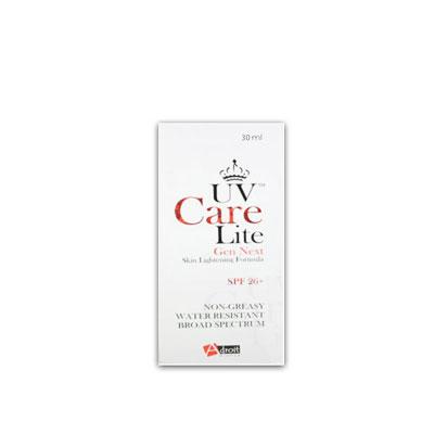 UV Care Lite Skin Lightenning Formula 30ml