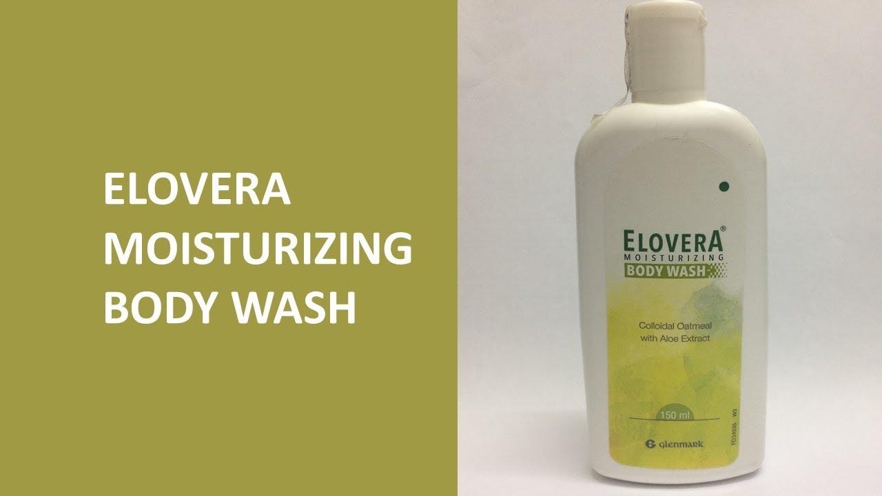 Elovera Moisturizing Body Wash 150ml