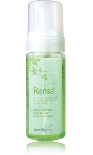Rensa Foaming Face wash 150ml
