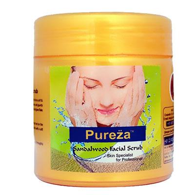 Pureza Sandlewood scrub 100 Grams