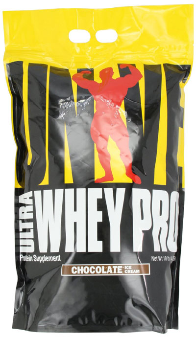 Universal Nutrition Ultra Whey Pro - 10 lb (Chocolate Ice Cream)