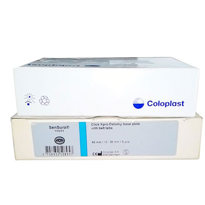Coloplast SenSura 10035 60mm 5pcs
