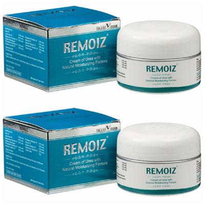 Remoiz Cream Urea 100 gm Pack Of 2
