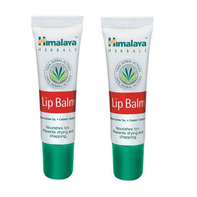 Himalaya Lip Balm 10 gm  Pack Of 2