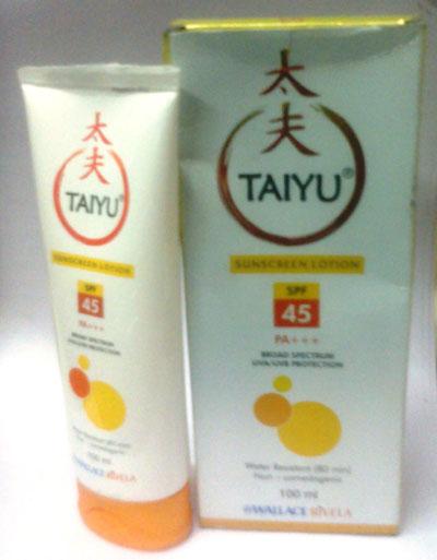 Taiyu Sun Screen Lotion 100ml