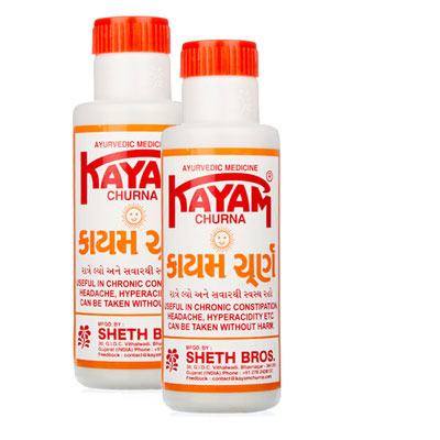Kayam Churan 100g Pack of 2