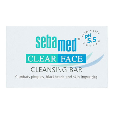 Sebamed Clear Face Cleansing Bar 100gm