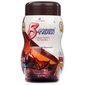 B PROTIN Powder Nutritional Supplement Chocolate 500g