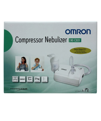 Omron Nebulizer Nec 801