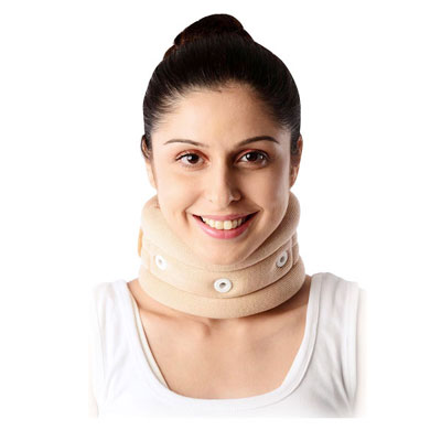Vissco Cervical Collar With Chin Support P.C.NO.0301A
