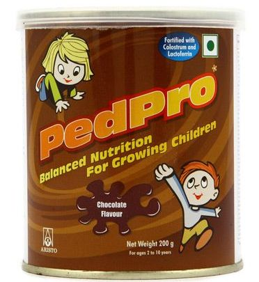 PedPro chocolate favour 200g