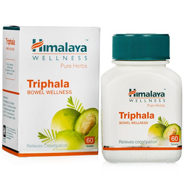 Triphala 60 tablets pack of 2