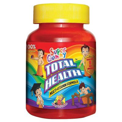 SuperGummy Total Health Multi Vitamin Formula 3