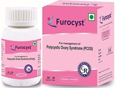 Furocyst For PCOS Management Capsules