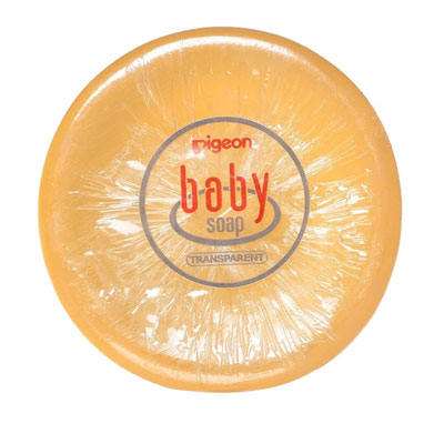 Pigeon Baby Transparent Soap 80g