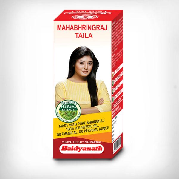 MAHABHRINGRAJ TAILA pack of 4