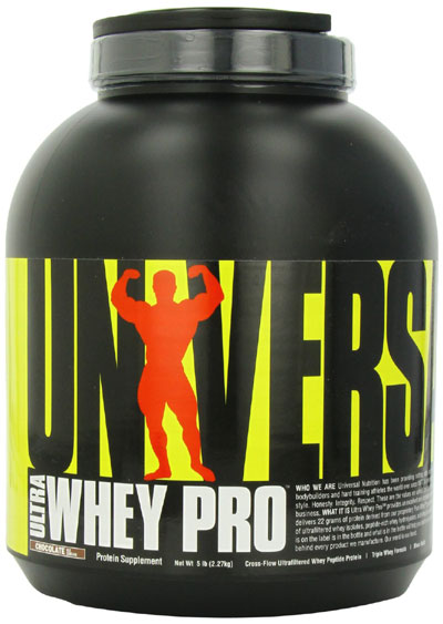 Universal Nutrition Ultra Whey Pro - 5 lb (Chocolate Ice Cream)