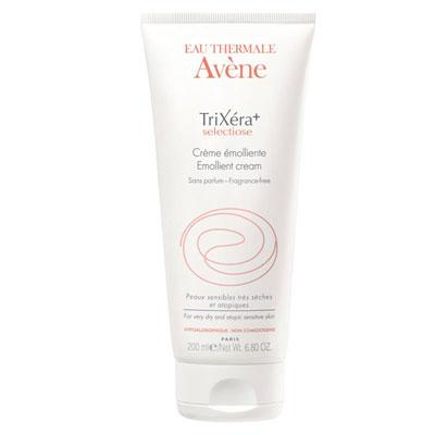 Avene Avene Trixera Selectiose Emollient Cream Face and Body, 6.76 Fluid Ounce