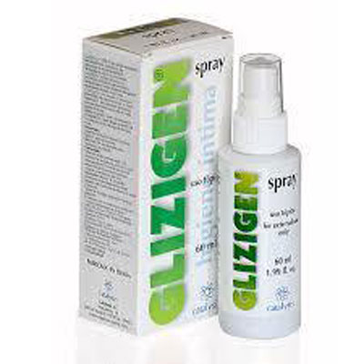 Glizigen Skin Hygiene spray