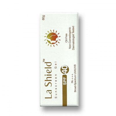 La Shield Sunscreen Gel 60gm