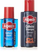 Alpecin Caffein Shampoo liquid combo