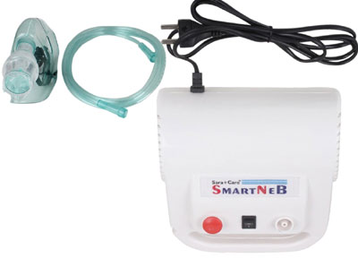 SmartNeb Compressor Nebulizer