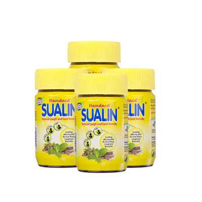 Sualin Natural Couch And Cold Remdey 60 Cap Pa