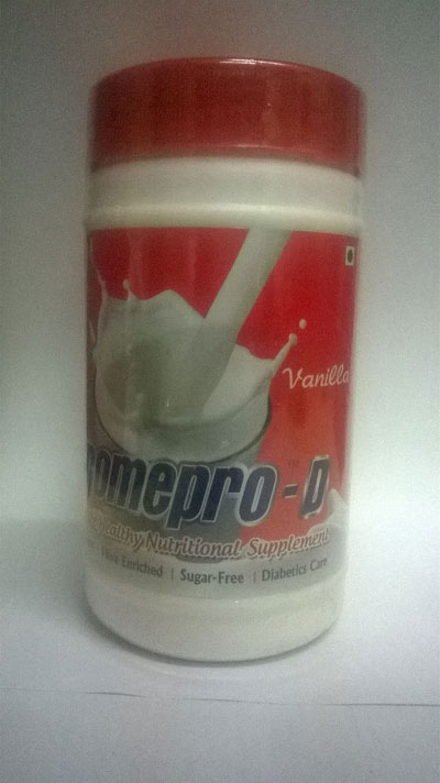 Promepro D Chocolate Protein 200gm