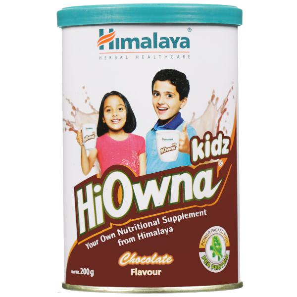 HiOwna kidz chocolate flavour 200g
