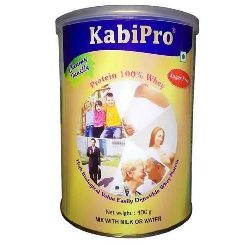 Kabipro Creamy vanilla Sugar Free 200 gm