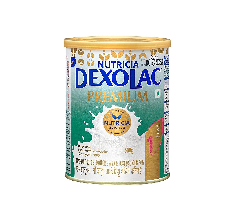Dexolac Premium 1 Infant Formula  500 g