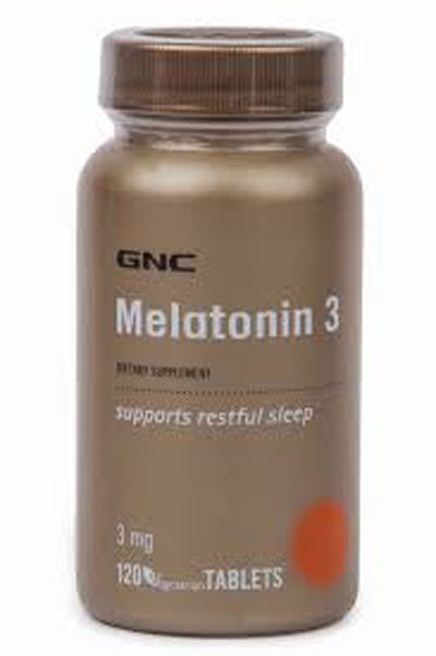 GNCMelatonin3mg 60s