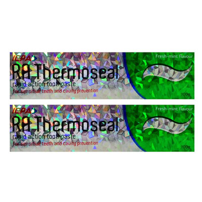 RA Thermaseal rapid action toothpaste 100g